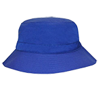 Polyviscose School Bucket Hat